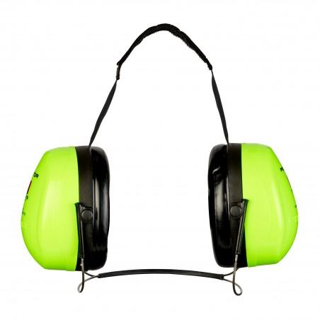 3M™ PELTOR™ Optime™ III Cuffie protettive, 35 dB, Hi-Viz, Nucale,  H540B-474-GB