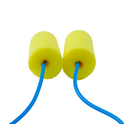 3M™ E-A-Rsoft™  Yellow Neon Blast  Inserti auricolari modellabili  con cordicella, 36dB, ES-01-005, conf. da 250 paia