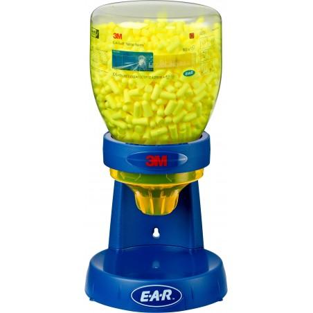 Boccione da ricarica per Inserti auricolari 3M™ E-A-Rsoft™ yellow neon, 500 paia, PD-01-002