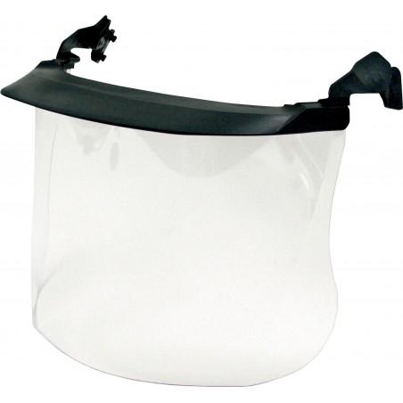 Visiera 3M™, visorino corto, acetato, trasparente, V4DK