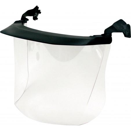 Visiera 3M™, visorino corto, policarbonato, trasparente, V4HK