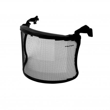 Visiera in rete metallica 3M™, visorino standard, acciaio, nero, V4G