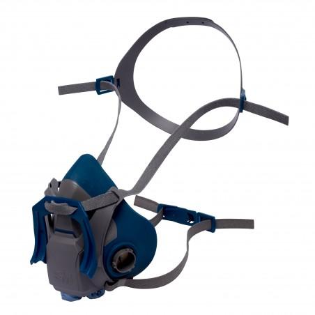 3M™ Semimaschera riutilizzabile, Media, 6502QL