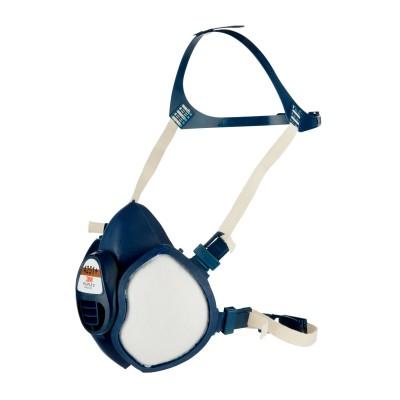 3M™ Semimaschera senza manutenzione, filtri FFA1P2 R D, 4251+