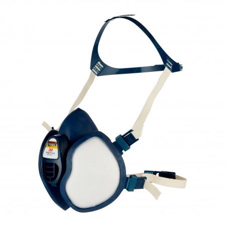 3M™ Semimaschera senza manutenzione, filtri FFABE1P3 R D, 4277+