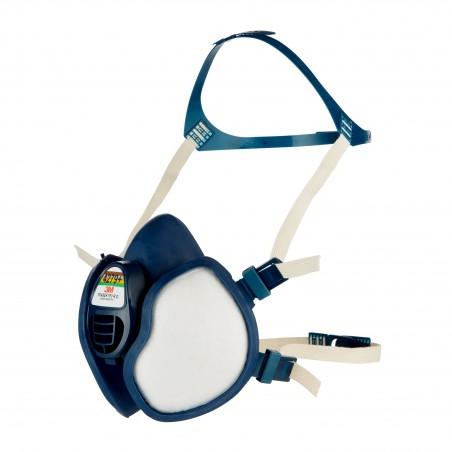 3M™ Semimaschera senza manutenzione, filtri FFABEK1P3 R D, 4279+