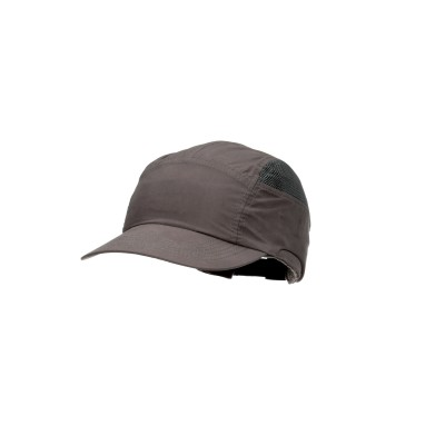 3M™ First Base™+ Bump Cap, grigio, visiera standard 70mm, 2014298