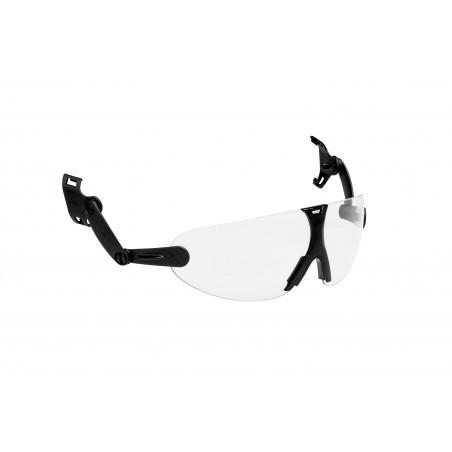 Occhiali di protezione integrati 3M™ per elmetto, trasparenti, V9C