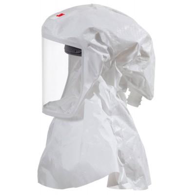 3M™S-433L Cappuccio con copertura collo e spalle in WEB 24 taglia L