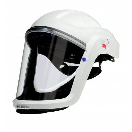 3M™ Versaflo™ M-206 Copricapo con schermo facciale dotato di bordo di tenuta
