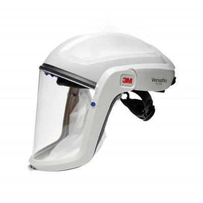 3M™ Versaflo™ M-207 Copricapo con schermo di protezione e bordo di tenuta resistente alla fiamma