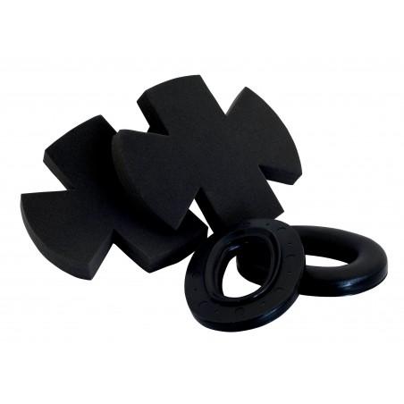 Kit igienico 3M™ PELTOR™ HYX5 per cuffie auricolari X5-A / X5-P3E, 10/confezione