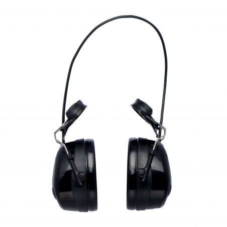 3M™ PELTOR™ ProTac™ III Cuffia Protettiva, nero,31 dB,con attacco per elmetto, MT13H221P3E