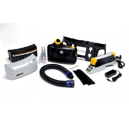 3M Versaflo™ TR-819E IS Starter Kit Sistema Elettroventilato a Sicurezza Intrinseca