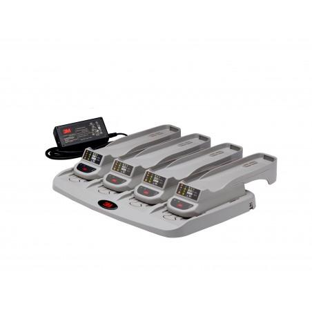 Kit caricabatteria 3M™ Versaflo™, 4 posti, TR-644E