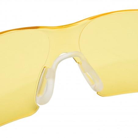 3M™ SecureFit™ Occhiali di protezione, antigraffio e anti-appannamento, lenti gialle, SF403AS/AF-EU