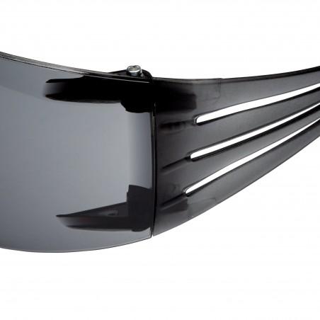 3M™ SecureFit™ Occhiali di protezione, antigraffio e anti-appannamento, lenti grigie, SF202AS/AF-EU
