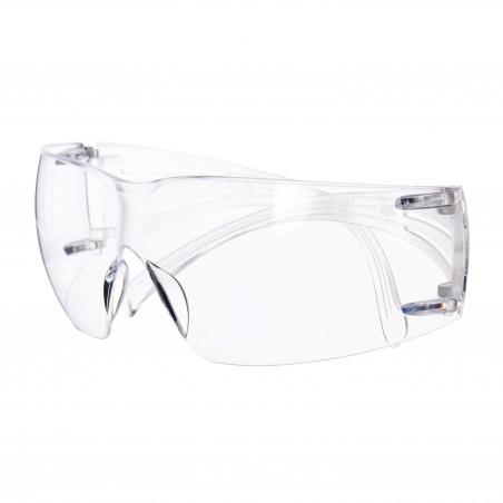 3M™ SecureFit™ Occhiali di protezione, antigraffio e anti-appannamento, lenti trasparenti, SF201AS/AF-EU