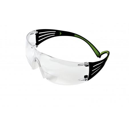 3M™ SecureFit™ Occhiali di protezione da lettura con lenti trasparenti +1,5, antigraffio e anti-appannamento, SF415AS/AF-EU