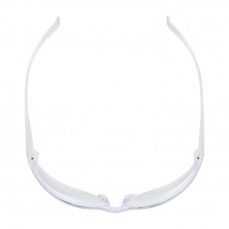 3M™ Virtua™ Occhiali di protezione, antigraffio/anti-appannamento, lenti trasparenti, 715001AF-EU, confezione da 20 unità