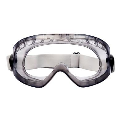 3M™ 2890A Occhiali a mascherina di protezione, ventilazione indiretta, lente trasparente in Acetato (AF)