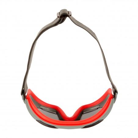 3M™ Goggle Gear™ 500 Occhiali di sicurezza con trattamento anti-appannamento Scotchgard™ (K&N), lenti grigie, GG502SGAF-EU