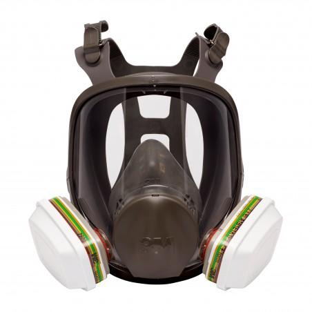 3M™ Filtro per gas, vapori e particolato, A1B1E1K1P3 + formaldeide, 6092