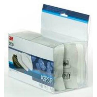 Filtro antiparticolato 3M™ 5535, A2P3R