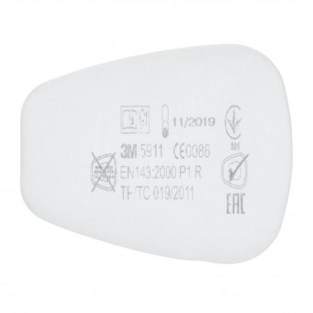 Filtro antiparticolato 3M™ 5911 P1 R