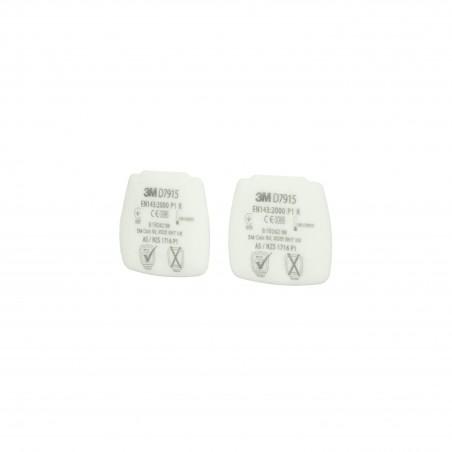 Filtro antiparticolato P1 R 3M™ Secure Click™ D7915