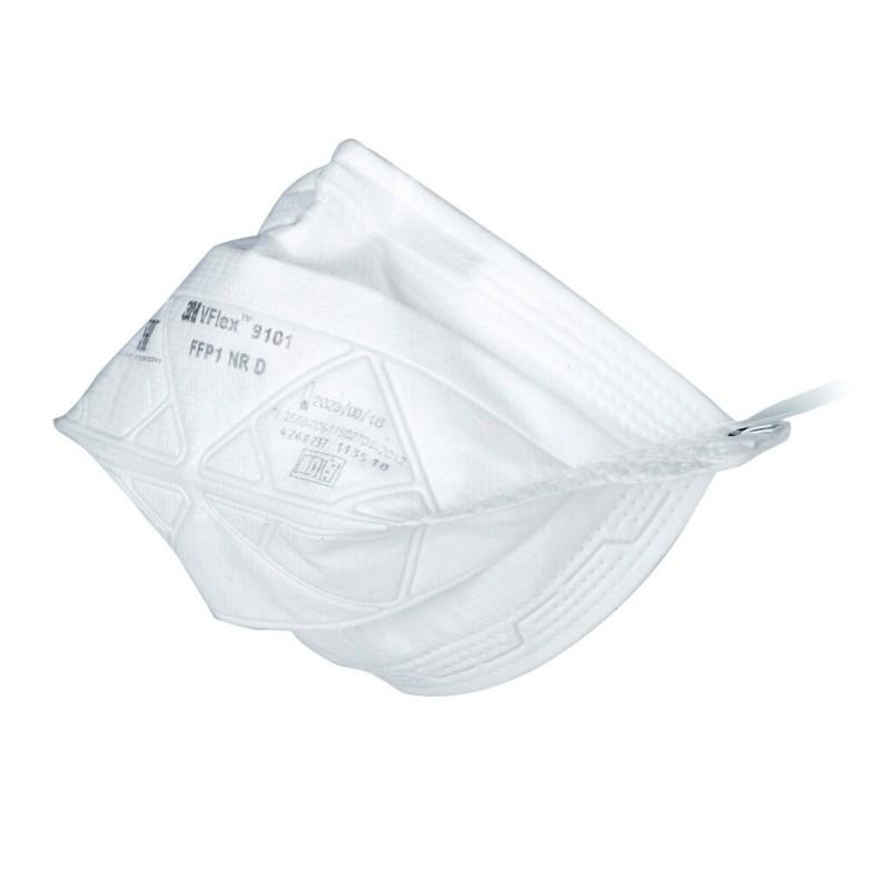 3M™ 9101E Respiratore per polveri Classe FFP1 NR D