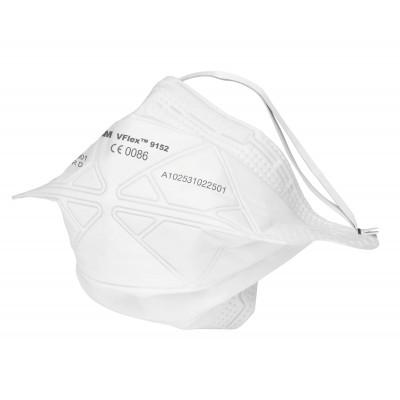3M™ 9152E Respiratore per polveri Classe FFP2 NR D