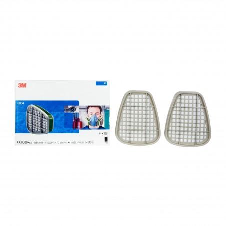 3M™ Filtro per gas e vapori, K1, 6054 (ora 3M™ Filtri per ammoniaca, 6054)