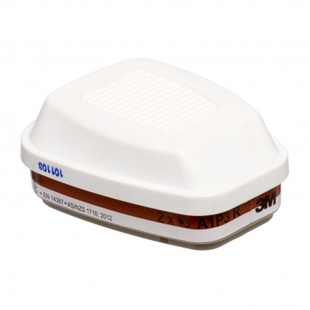3M™ Filtro per gas, vapori e particolato, A1P3 R, 6091