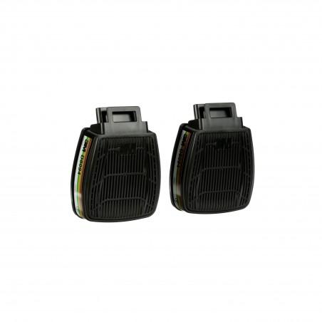 Filtri ABEK1 P3R 3M™ Secure Click™ D8094 dual flow