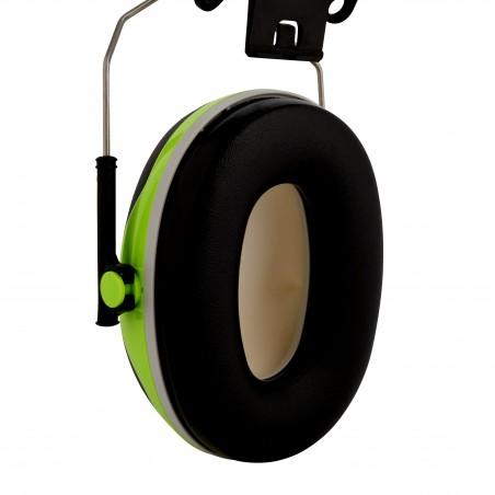 3M™ PELTOR™ Cuffie auricolari Serie X,   X4P3 Cuffia attacco elmetto hi-viz  32 dB