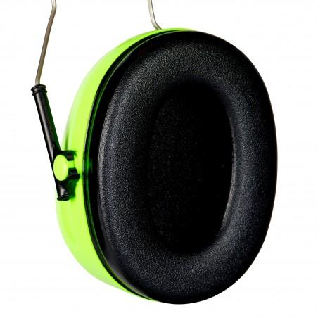 3M™ PELTOR™ Optime™ II Cuffie auricolari, 31dB, giallo, Hi-Viz, con bardatura temporale, H520A-472-GB