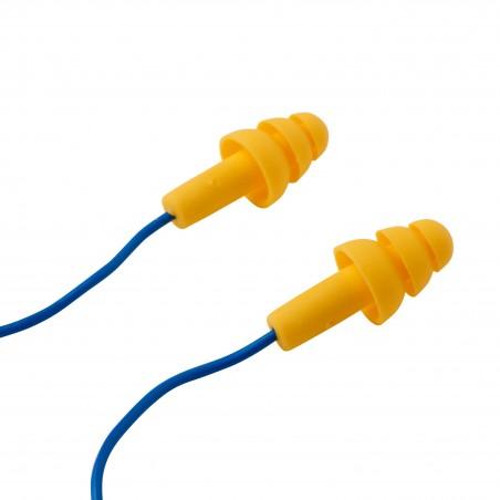 3M™ E-A-R™ Ultrafit  Inserti auricolari , 32 dB, con cordicella, 50 paia per confezione, UF-01-000