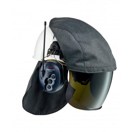 Copertura anteriore a temperatura elevata 3M™, cotone, grigio, FC1-GR