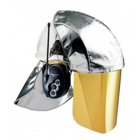 Protezione per collo 3M™, alluminio, NC1-AL