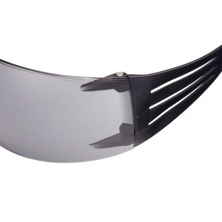 Occhiali di protezione 3M™ SecureFit™ SF402AS/AF-EU, antigraffio e anti-appannamento, lenti grigie