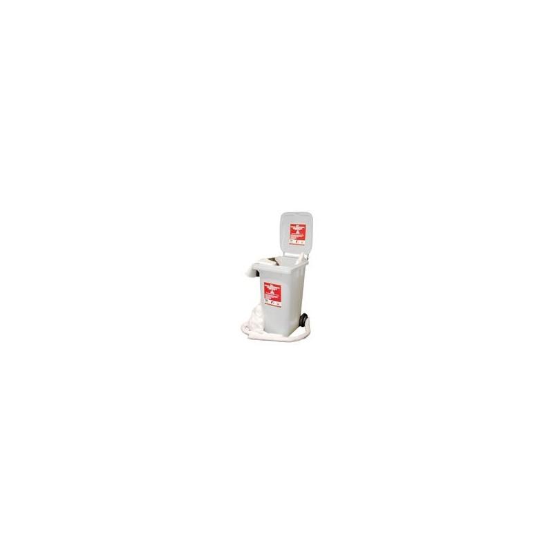 Kit Emergenza Oli E Idrocarburi 210Lt