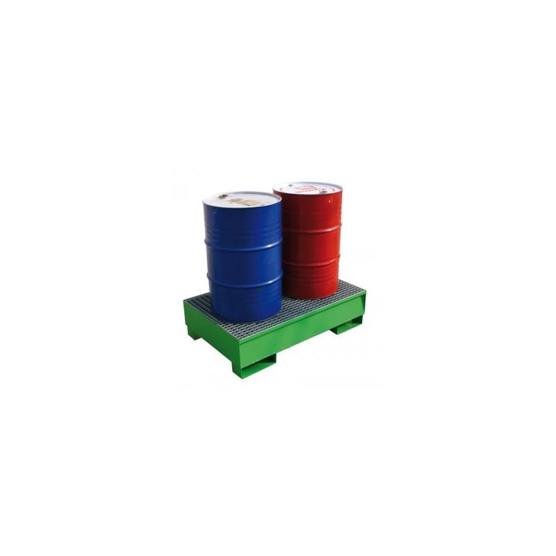 Vasca Racc.X 2 Fusti Vern. 1340X850X330